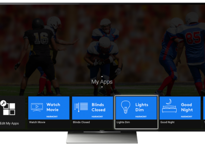 Harmony Control Arrives for Sony's Android TVs