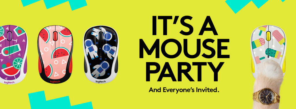 Mouse Party Facebook Header