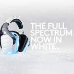Introducing Logitech G933 Artemis Spectrum Snow 7.1 Wireless Gaming Headset