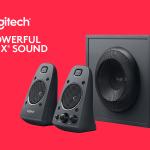 Introducing the Logitech Z625 Powerful THX Sound