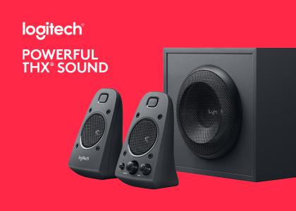 Introducing the Logitech Z625 Powerful THX Sound | logi BLOG