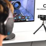 Introducing the Logitech C922 Pro Stream Webcam