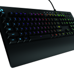 The G213 Prodigy RGB Gaming Keyboard