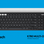 Enhance Desktop Typing – On Any Device – with the Logitech K780 Multi-Device Wireless Keyboard