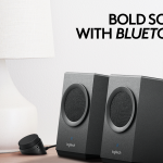 Give your sound a boost — wired or wirelessly — with the Logitech Z337 Speakers