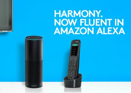 Harmony and Alexa