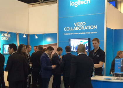 Don't Miss Logitech at ISE 2017