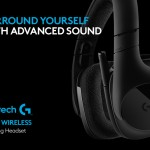 Logitech G G533 Wireless Gaming Headset
