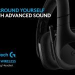 Logitech G G533 Wireless Gaming Headset
