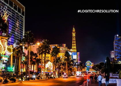 Share your #LogiTechResolution with us at CES 2017!