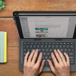 New Logitech Universal Folio Takes the Guesswork out of Tablet Typing