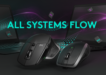 Introducing Logitech FLOW: Bring Your Multi-Computer Use To a Whole New Level