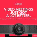 Finally – A Huddle Room Camera That's Actually Designed for Huddle Rooms