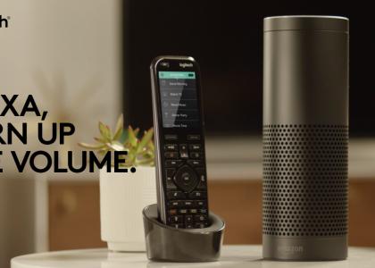 Logitech Harmony Updates Amazon Alexa Skill to Simplify Voice Commands