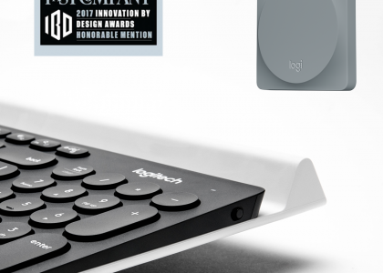 Fast Company Honors Two Logitech Products for First Time  in 2017 Innovation by Design Awards