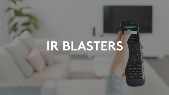 What IR blasters are and why you need them | logi BLOG