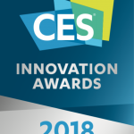 CES 2018 Innovation Awards Honors  Five Logitech Products