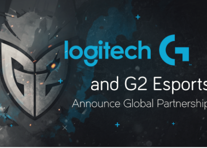 Logitech G and G2 Esports Announce Global Partnership