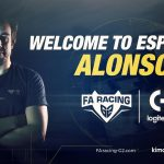 Two-Time F1 World Champion, Fernando Alonso joins forces with Logitech G, G2 Esports to launch sim racing team