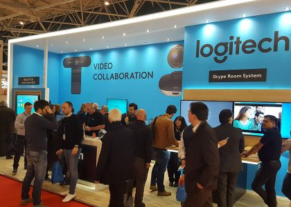 Come Visit Logitech at Integrated Systems Europe 2018
