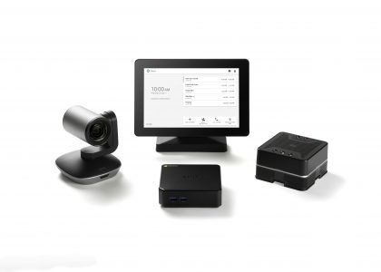Logitech PTZ Pro 2 Brings High-quality Video to Google Hangouts Meet Hardware Kit