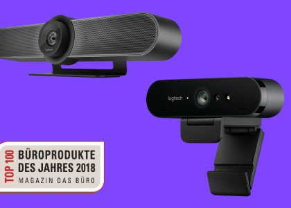 "Logitech Video Collaboration Solutions Recognized by German Magazine ""Das Büro"""