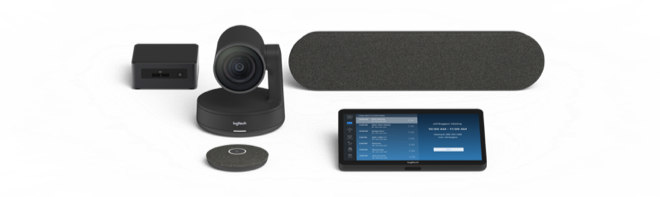 Meet Happier with Logitech Room Solutions for Zoom Rooms | logi BLOG