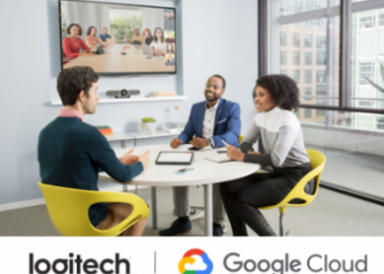 Logitech and Google Cloud Partnership Delivers New Video Experiences to Hangouts Meet Rooms