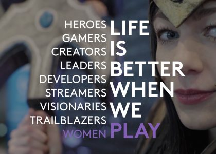 Logitech Celebrates International Women's Day with 24-Hour Gaming Stream and Fundraiser