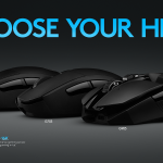 Three New Heroes Join The Logitech G Lineup