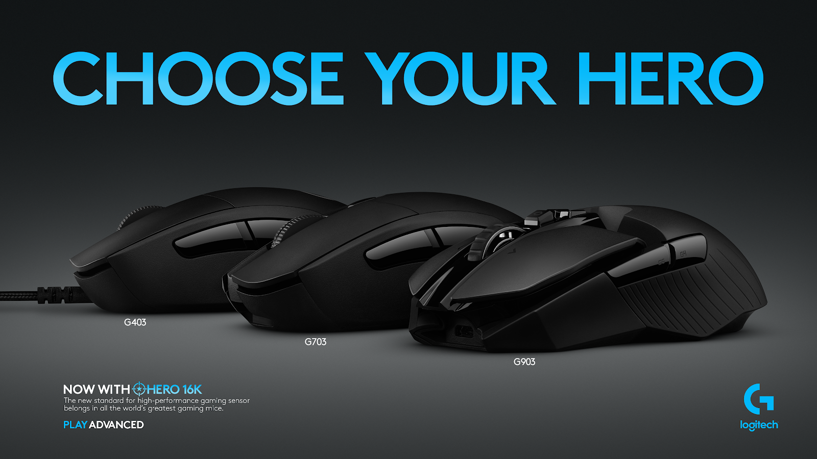Three New Heroes Join The Logitech G Lineup | logi BLOG