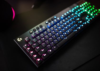 Take your Gaming into the Next Dimension with  New Logitech G Gaming Keyboards