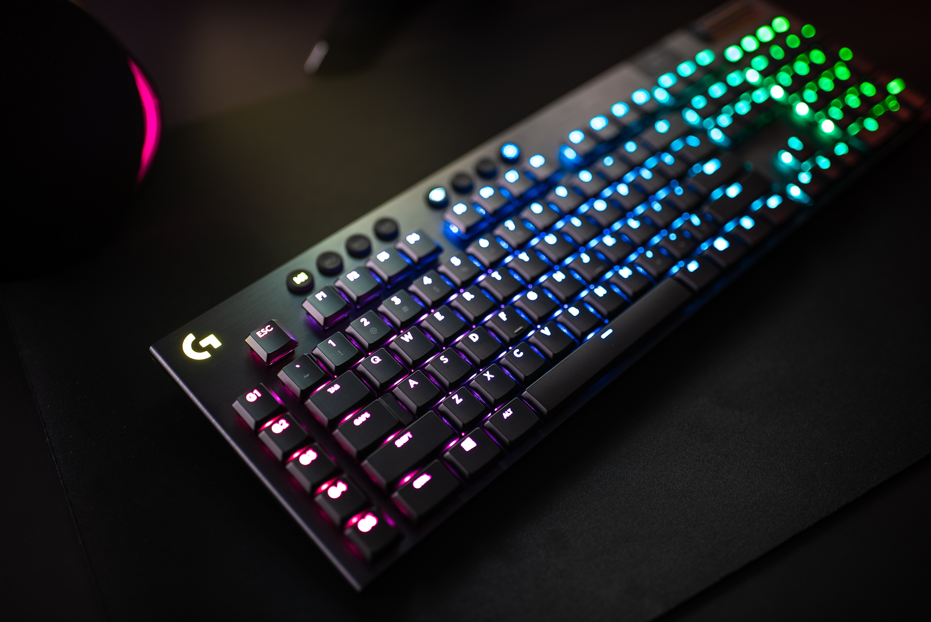 Take your Gaming into the Next Dimension with New Logitech G