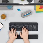 Work At the Speed of Thought with Logitech MX Master 3 and Logitech MX Keys