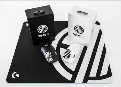 TSM x Logitech G: A Partnership for the Ages