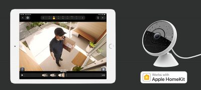 Circle 2 Now Works with Apple HomeKit Secure Video