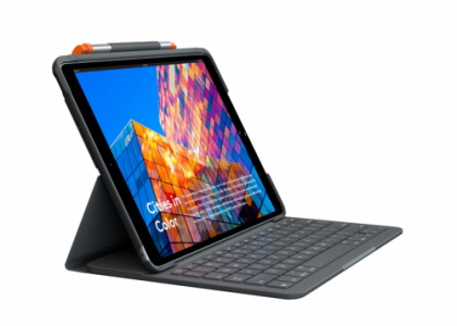 Introducing Logitech® Slim Folio for iPad® Air (3rd Generation)