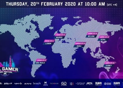 Celebrating Women of Esports at GIRLGAMER Festival in Dubai