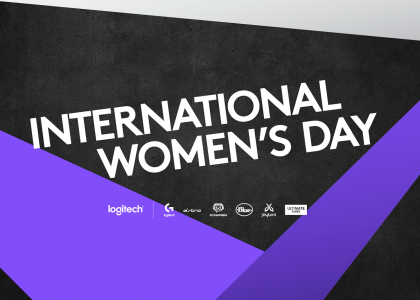 Join Us for International Women's Day and Share Your Passion