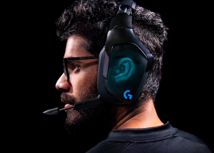Logitech G Announces Support for Personalized Spatial Audio from Embody