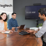 Logitech Introduces New Enterprise-Ready Room Solutions Powered by HP