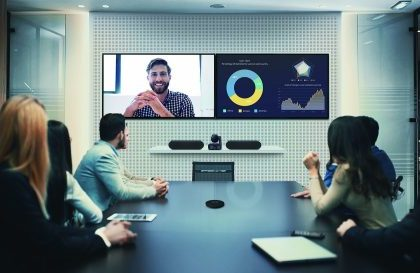 Logitech and Samsung Collaborate on Powerful, New Solutions for Meeting Rooms and Desktops