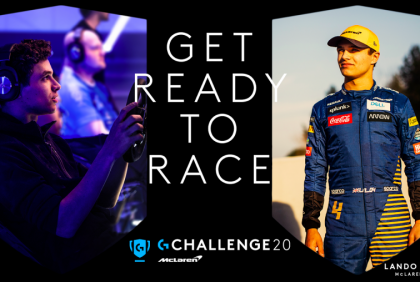 Logitech McLaren G Challenge  Expands Grand Prize Package to All Regional Winners