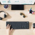 Less Noise, More Focus with the New Logitech MK295 Silent Wireless Combo
