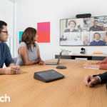 Learn About Logitech Modern Workplace Solutions at Microsoft Ignite 2020