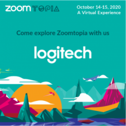 Logitech at Zoomtopia 2020: Get More Mindful with Your Meetings