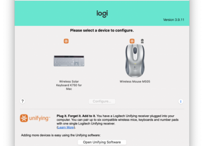 Update on Logitech Control Center (LCC) Software with macOS 11 (Big Sur) – What Does this Mean for You?