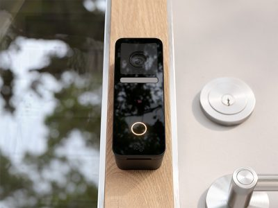 Logitech Expands Security Family with the Launch of Circle View Doorbell, Designed Exclusively for Apple HomeKit