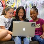 Logitech Teams Up with Girls Who Code, Supporting its Mission to Close the Gender Gap in Tech