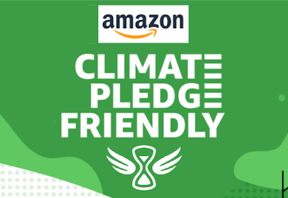 Logitech Gaming Products now labeled Climate Pledge Friendly on amazon.com